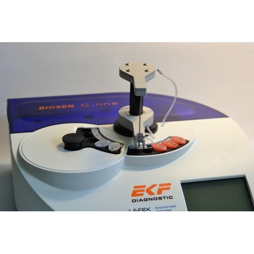 Автоматичний аналізатор глюкози та лактату Biosen C-line