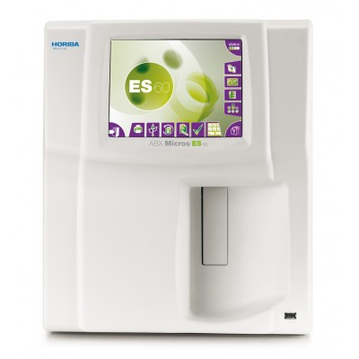 ABX Micros ES 60 (3 DIFF, 18 параметрів)