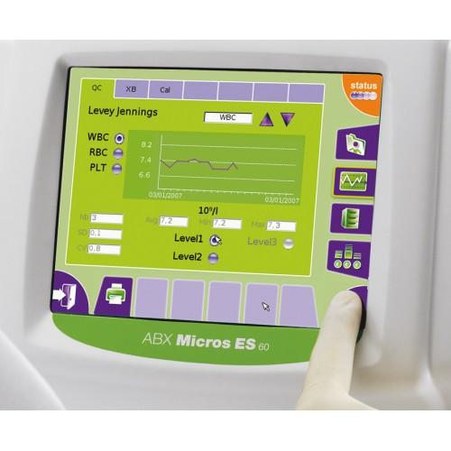 Гематологічний аналізатор ABX Micros ES 60 (3 DIFF, 18 параметрів)