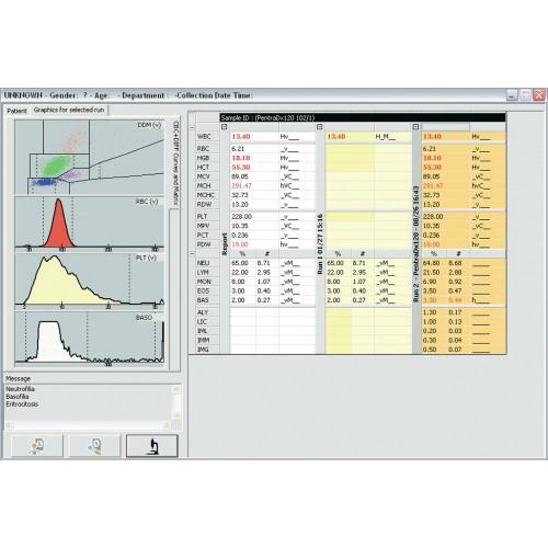 Гематологічний аналізатор ABX Pentra DF 120 (5 DIFF, 32 параметра)